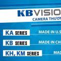 4 Series sản phẩm an ninh của KBVISION